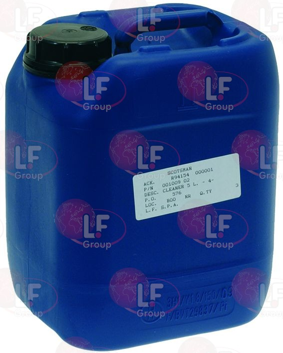 Liquido Ice Machine Cleaner 5 Lt